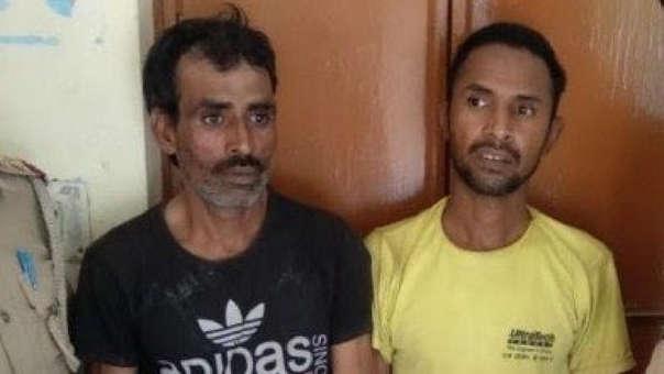 Los principales sospechosos fueron detenidos.