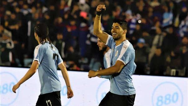 Uruguay vs. Panamá