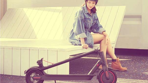 El scooter eléctrico es uno de los productos más populares de Xiaomi.