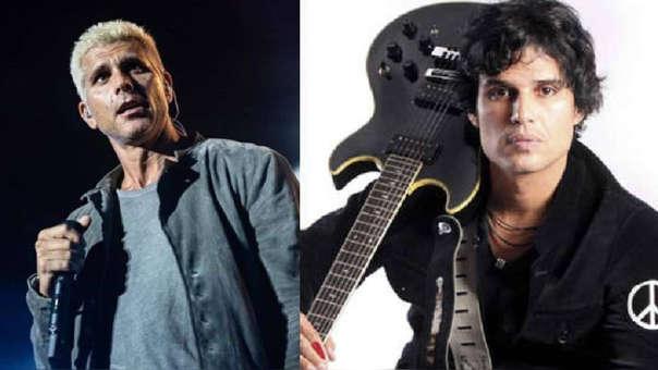 """El cantante y actor peruano compartió recordó el verano del año 1991 cuando formaba parte del grupo de rock """"Arena Hash"""""""
