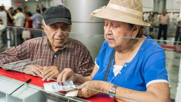 El MEF explicó que este aumento de pensiones fue posible porque mejoró la recaudación tributaria.