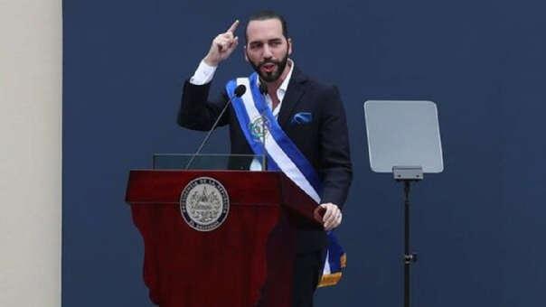 Presidente de El Salvador