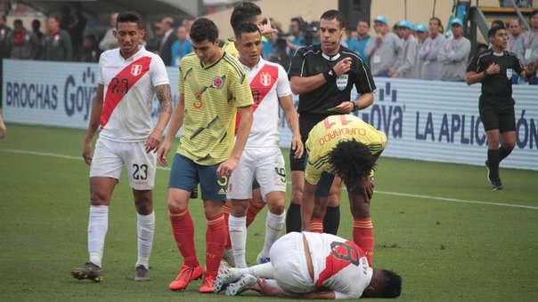 Colombia derrotó 3-0 a Perú en amistoso internacional por fecha FIFA