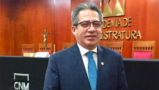 El juez supremo Aldo Figueroa es quien resolverá la casación presentada por Keiko Fujimori contra su orden de prisión preventiva.