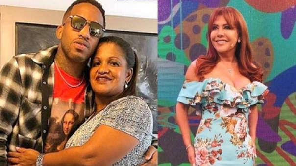 Madre de Jefferson Farfán confirma que demandará a Magaly Medina