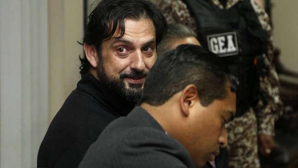 Paúl Ceglia permanecerá, por ahora, en Ecuador.
