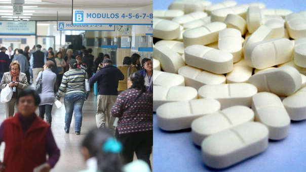 Essalud restringe uso de Ibuprofeno
