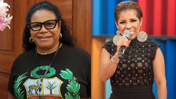 Evayllón envía mensaje a Susan Ochoa tras comentario de Gisela Valcárcel en