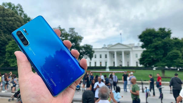 Los problemas entre Huawei y la Casa Blanca han obligado a la compañía a usar su sistema operativo alternativo.