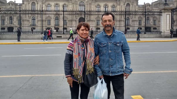 Mexicano desapareció en las calles de Lima.