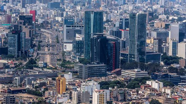 La proyección de crecimiento de la economía peruana del Ministerio de Economía es de 4.2% para el cierre del año.
