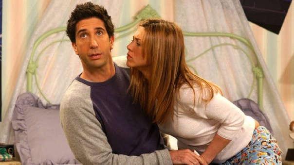 Rachel y Ross