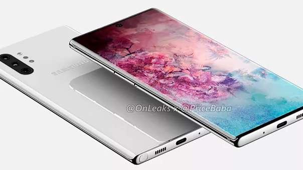 Renders nos dan una vista aproximada de cómo será el próximo Galaxy Note.