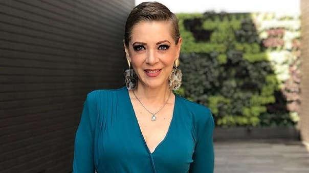 """La actriz de 54 años se hizo famosa por protagonizar las telenovelas """"Salomé"""", """"Nunca te olvidaré"""" y """"Doña Bárbara""""."""