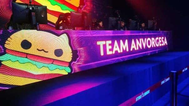 Team Anvorgesa