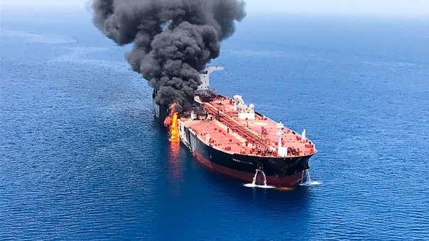 Imagen de la agencia iraní ISNA