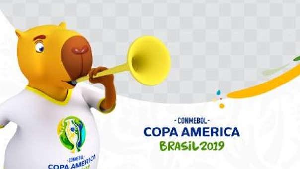 Calendario de la Copa América 2019