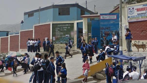 Colegio Manuel González Prada