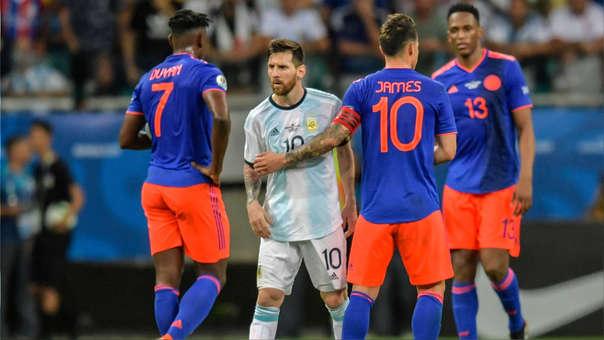 Argentina 0 2 Colombia Resumen Del Partido Por El Grupo B De La Copa América 2019 Video Rpp Noticias