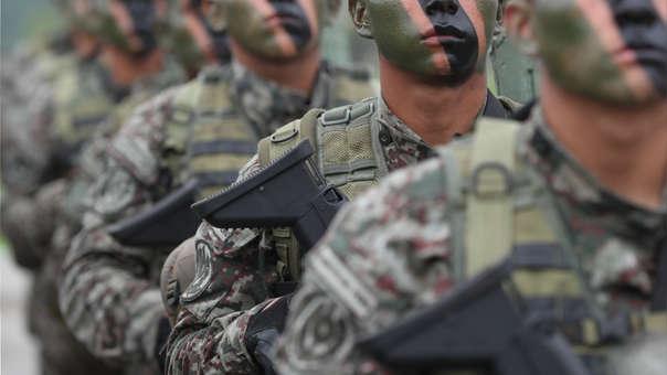 Organización criminal dentro del Ejército Peruano