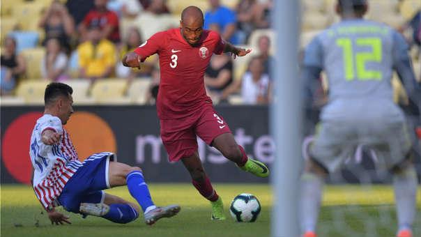 Resultado de imagen para qatar vs paraguay