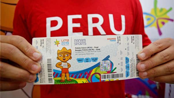 Calendario Juegos Panamericanos Lima 2019 Entradas.Lima 2019 Mas De 100 Mil Entradas Vendidas Para Los Juegos