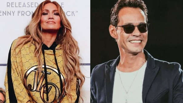 Jennifer Lopez felicitó a Marc Anthony por el Día del Padre con un video en Instagram.