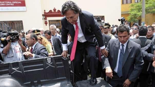 Alejandro Toledo habría recibido sobornos de Odebrecht.