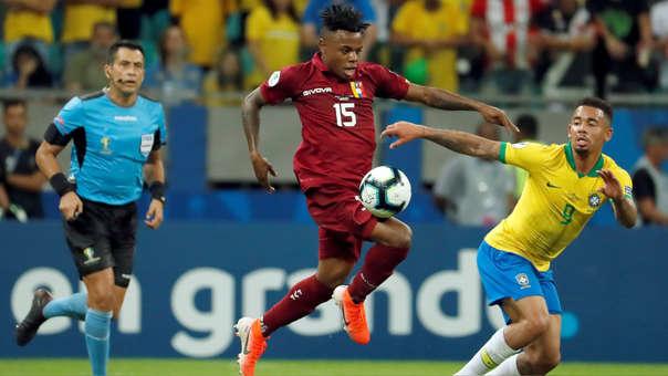 Brasil vs. Venezuela