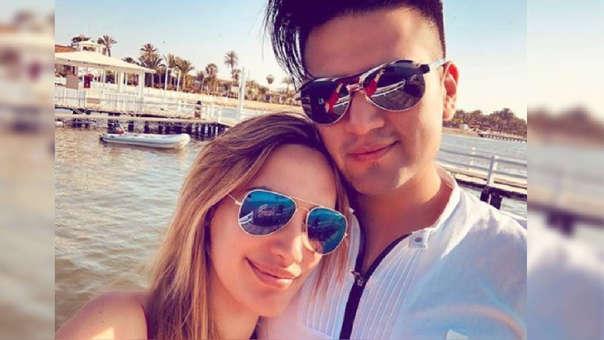 """Cassandra Sánchez De Lamadrid le dice """"churro"""" a Deyvis Orosco luego de comunicarse por videollamada"""