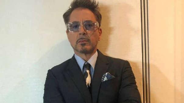 Robert Downey Jr., el superhéroe del medio ambiente