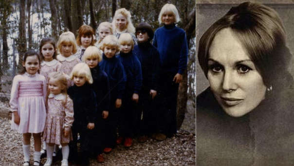 La Familia, con Anne Hamilton-Byrne a la cabeza, maltrató y manipuló mentalmente a menores entre las décadas de 1960 y 1980
