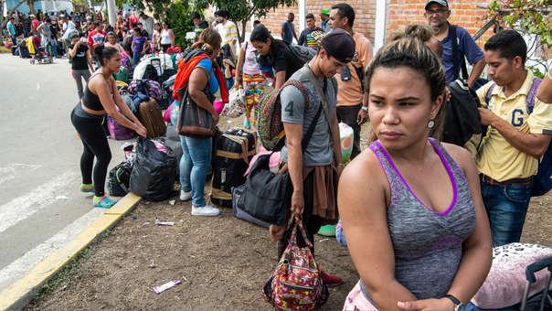 Refugiados y desplazados en el mundo