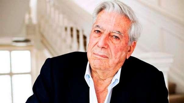 Mario Vargas Llosa participará en actividades el segundo día de la FIL Lima 2019.