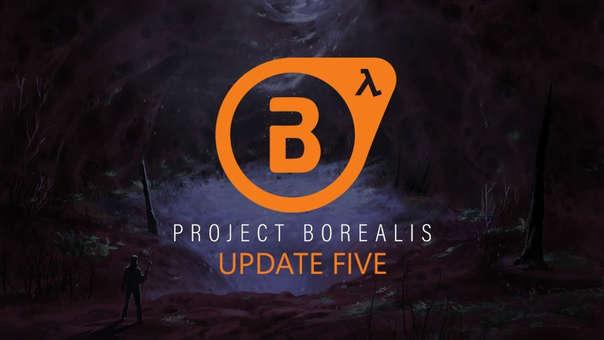 Project Borealis, lo más cercano que tendremos a Half-Life 3.