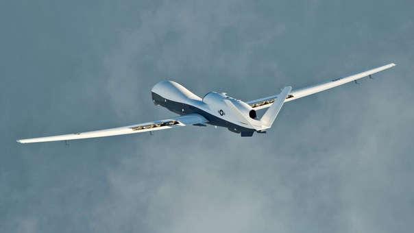 Así es el dron que atacó Irán