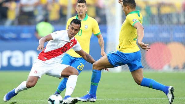 Peru Cayo 5 0 Ante Brasil Y Su Clasificacion A Cuartos De Final Depende De Otros Resultados Rpp Noticias