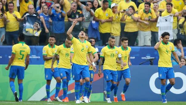 Copa América 2019: Perú vs. Brasil EN DIRECTO