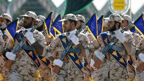Tropas iraníes