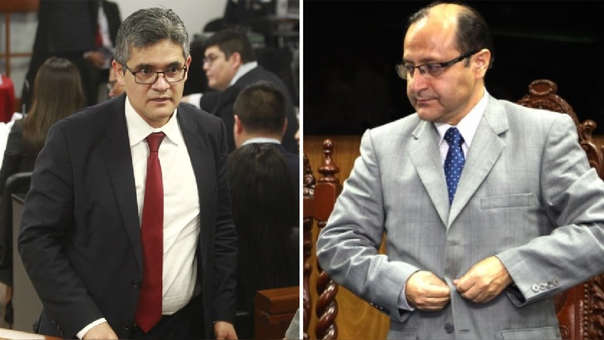 Domingo Pérez - Hamilton Castro