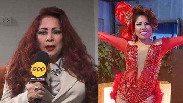 Susan Ochoa y Monique Pardo
