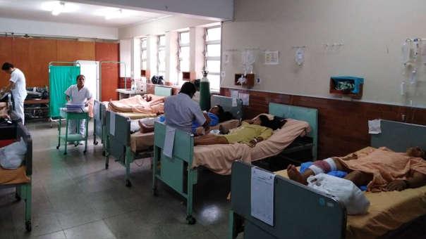 El número de casos del Síndrome de Guillain Barré ha descendido en varias regiones del país , según el último reporte de la semana epidemiológica 25