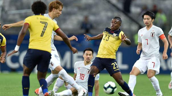 Ecuador vs. Japón