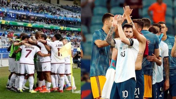 VER COPA AMÉRICA EN VIVO | VENEZUELA VS ARGENTINA | COPA AMERICA 2019