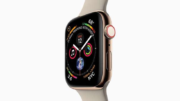 El Apple Watch podría tener un aditivo interesante en el futuro