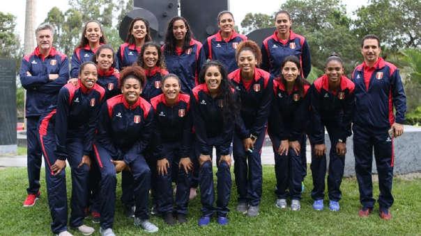 La Selección Peruana de Voleibol