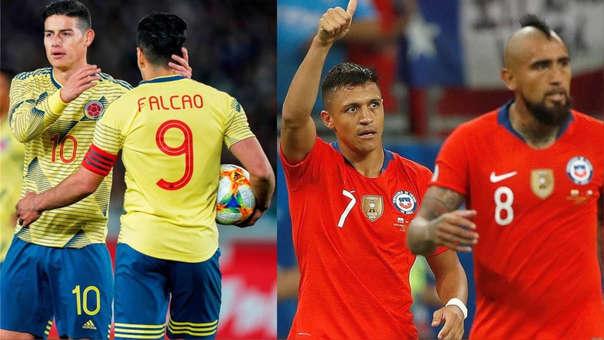 VER COPA AMÉRICA EN VIVO | COLOMBIA VS CHILE | COPA AMERICA 2019