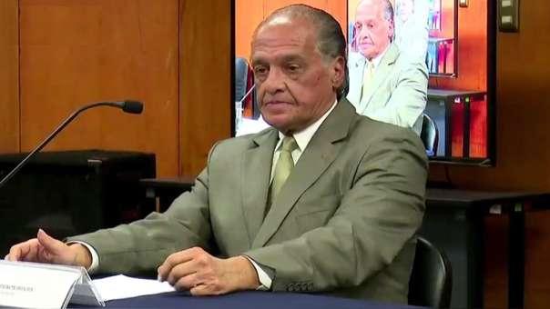 Pedro Patrón Bedoya iba a ser el primer miembro titular de la Junta Nacional de Justicia.