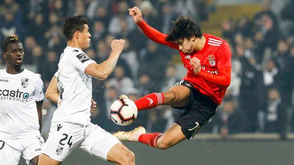Benfica 'analiza' oferta de 126 millones de euros por Joao Félix