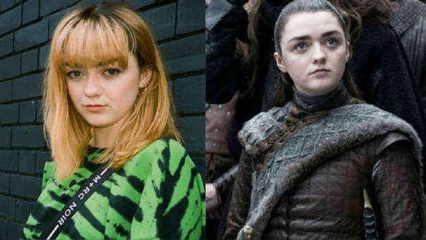 Maisie Williams, Arya Stark de
